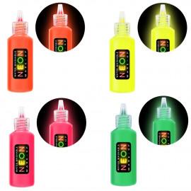 Trucco liquido per Body Painting con colori fluo | pelusciamo store