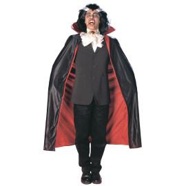 Mantello Vampiro  Dracula  Lusso 135 cm ,,Halloween Adulto  *11135   |  pelusciamo store
