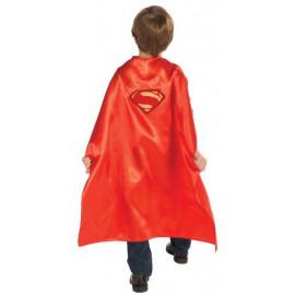 Accessorio Costume Carnevale Superman Bambino, Mantello   | Pelusciamo.com