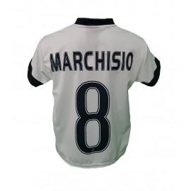 Maglia Calcio Juve Marchisio PS 22294 Replica Ufficiale Autorizzata Juventus