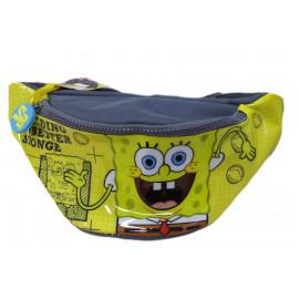 Marsupio Tempo libero Spongebob giallo e grigio | Pelusciamo.com
