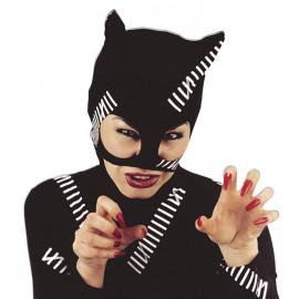 Maschera Donna Gatto, Accessorio Carnevale Gatta EP 01658