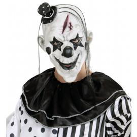 Maschera da Killer Pierrot , Halloween Adulto *15078 |  pelusciamo store