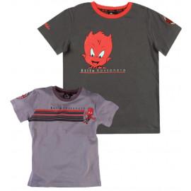 Milan T-shirt maglietta ufficiale ACM Milan calcio Milano PS 06543 pelusciamo store