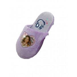 Pantofole bambina in Spugna Disney Violetta *01432 Pelusciamo Store