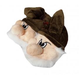 Moppine Disney Sette Nani Brontolo pantofole Grumpy -Taglia | Pelusciamo.com