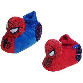 Pantofole moppine bimbo Marvel Spiderman uomo ragno PS 21944