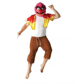 Costume Carnevale Adulto Animal Muppets Disney