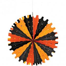 Accessori Arredo Party Halloween palla di carta festone 56 cm. *00812 | pelusciamo.com