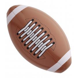 Pallone da rugby gonfiabile cm accessori x costume carnevale *19676