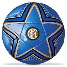 Pallone Calcio in  Cuoio Fc Internazionale  Misura 5 PS 09579 Inter |  pelusciamo store