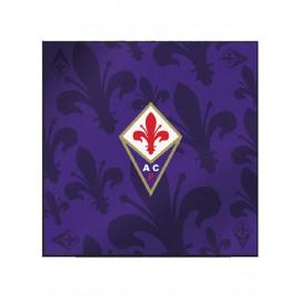 Panno asciugatutto 36x36 cm. ufficiale A.C.F. Fiorentina  *00083 pelusciamo