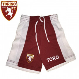 Pantaloncini Bimbo Torino Fc Abbigliamento Bambino Toro   | pelusciamo.com
