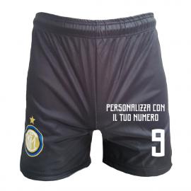 Pantaloncini Inter Replica Calzoncini Calcio FC Internazionale PS 27390 Pelusciamo Store Marchirolo