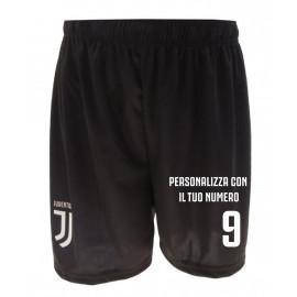 Pantaloncini Personalizzabili Juve Replica Autorizzata Juventus JJ PS 25903