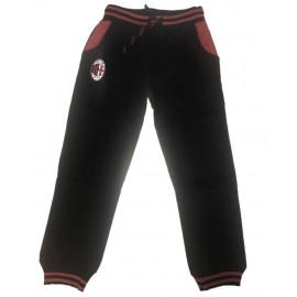 Pantaloni Tuta Bambino Milan Abbigliamento Ufficiale Calcio PS 26684 Pelusciamo Store Marchirolo