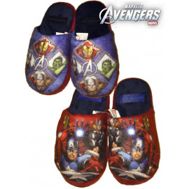 Pantofole bambino in Spugna super eroi Marvel Avengers *22156 Pelusciamo Store