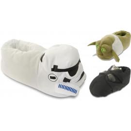 Pantofole moppine bambino uomo Star Wars guerre stellari *22600