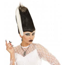 Parrucca Donna Halloween Moglie Mostro, carnevale | Pelusciamo Store