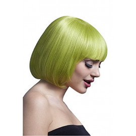 Parrucca Donna Caschetto Verde Mia Professionale PS 08322 Accessorio Carnevale Pelusciamo Store Marchirolo
