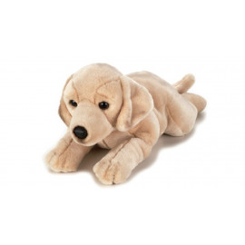 Peluche cane labrador orazio 40 cm. peluches Venturelli 04059 pelusciamo store