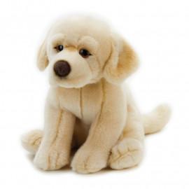Peluche cane labrador orazio 25 cm. peluches Venturelli 04063 pelusciamo store