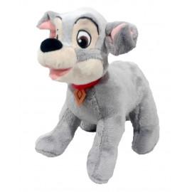Peluche Disney Tramp 33 cm peluches animal friends *03031 pelusciamo