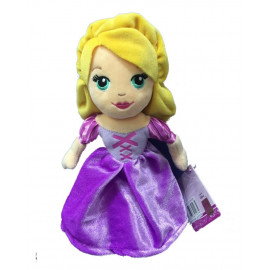 Peluche Principessa Rapunzel 22 cm peluches Disney *03017 pelusciamo