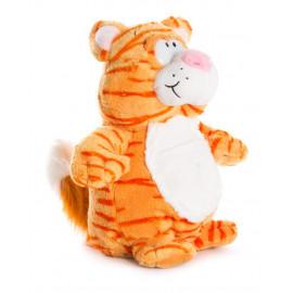 Peluche gatto 25 cm. serie Wild Podgeys Keel Toys *07877