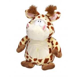 Peluche giraffa 25 cm. serie Wild Podgeys Keel Toys *07833