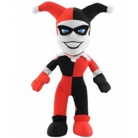 Peluche puuupazzo Harley Quinn 25 cm cartoni animati anni 80 *02289