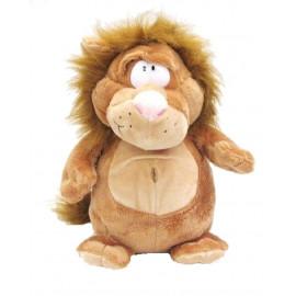 Peluche leone 25 cm. serie Wild Podgeys Keel Toys *07836