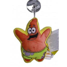 Peluche con ventosa Spongebob - Patrick 16 cm *11379