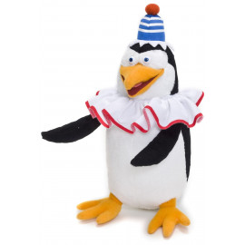 Peluches Madagascar 3 Skipper il pinguino 23 cm. *12604