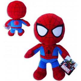 Morbido Peluche Spiderman 30 cm  *02298 Uomo Ragno  | Pelusciamo.com