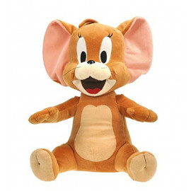 Peluche serie Tom & Jerry topo Jerry seduto 40 cm. *06098 pelusciamo store