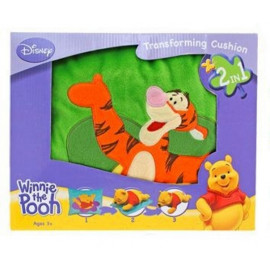 Peluche cuscino Disney 2 in 1 Winnie The Pooh - Tigro