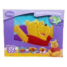 Peluche cuscino Disney 2 in 1 Winnie The Pooh - Winnie