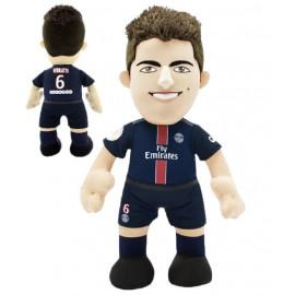 Peluche puuupazzo Marco Verratti 25 cm giocatore Paris Saint-Germain *02287