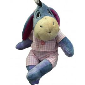 Peluche Disney serie Winnie The Pooh asinello Eeyore pigiama *09935