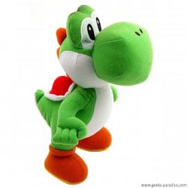 Peluche cartoni animati Super Mario Bros - Yoshi 26 cm. *00159
