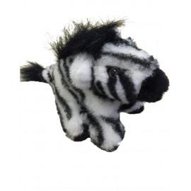 Peluche zebra 13 cm. peluches wild republic *03138