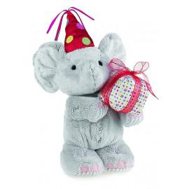 Peluche Elliot l'elefantino Gift Box 30 cm PS 07046 pelusciamo store