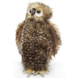 Peluche Gufo Owl 34x14x14 Cm Peluches Hansa PS 07705 pelusciamo store