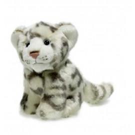 Peluche Leopardo Delle Nevi 15 Cm Peluches WWF PS 25770 Pelusciamo Store Marchirolo