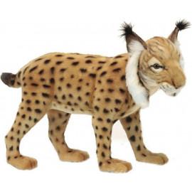 Peluche Lince Spagnola Lynx 68 Cm Peluches Hansa PS 07545