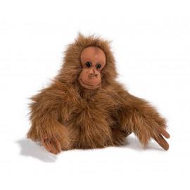 Peluche Orangotango 15x15x15 Cm Peluches Hansa PS 07659 pelusciamo store