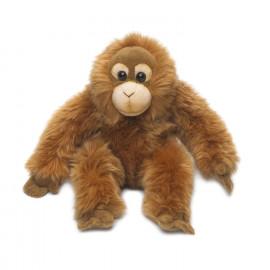 Peluche Orangutan Seduto 23 Cm Peluches WWF PS 09765 Pelusciamo Store Marchirolo