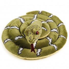 Peluche serpente 125 cm. peluches National Geographic Venturelli 04077 pelusciamo store