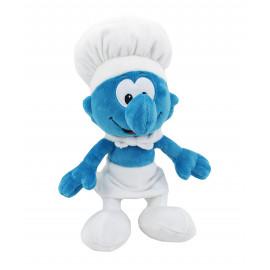 Peluche Puffo Cuoco Smurf Cook 20 Cm Cartoni Animati I Puffi PS 07923 Pelusciamo Store Marchirolo